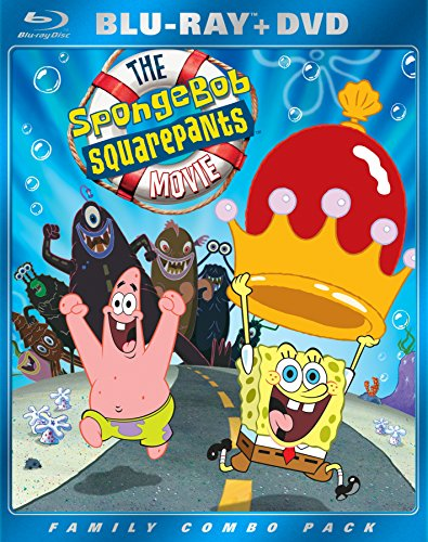 Get The SpongeBob SquarePants Movie On Blu-Ray