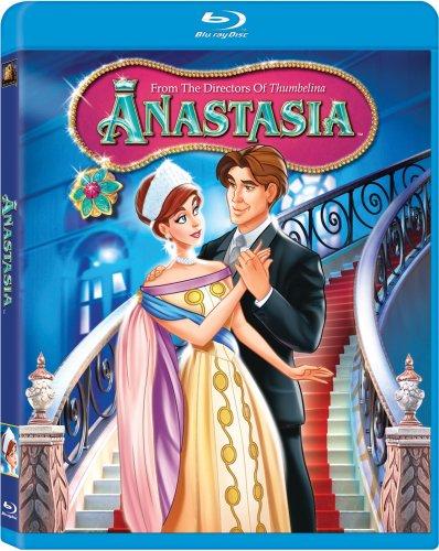 Get Anastasia On Blu-Ray