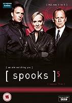 Spooks - Series 5 [DVD]