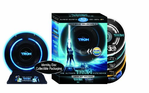 Tron: Legacy Limited Edition  DVD