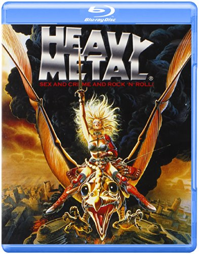 Get Heavy Metal On Blu-Ray