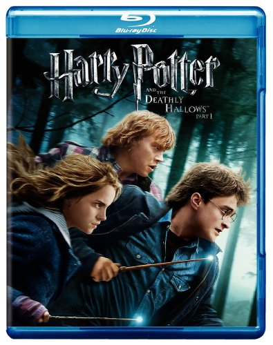 Harry Potter and the Deathly Hallows, Part 1 [Blu-ray] DVD