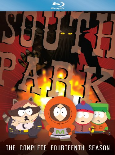 South Park: Complete Fourteenth Season [Blu-ray] DVD