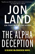 The Alpha Deception by Jon Land