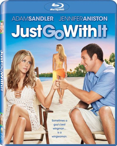 Just Go With It [Blu-ray] DVD