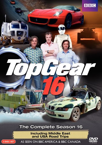 Top Gear 16 DVD