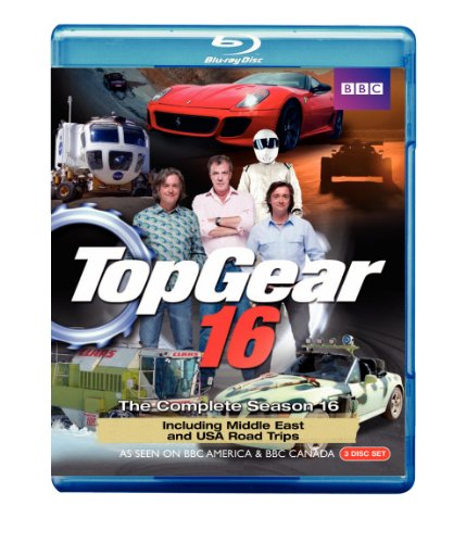 Top Gear 16 [Blu-ray] DVD