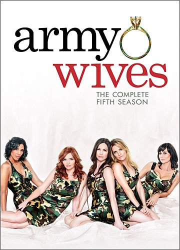 Army Wives: The Complete Fifth Season DVD