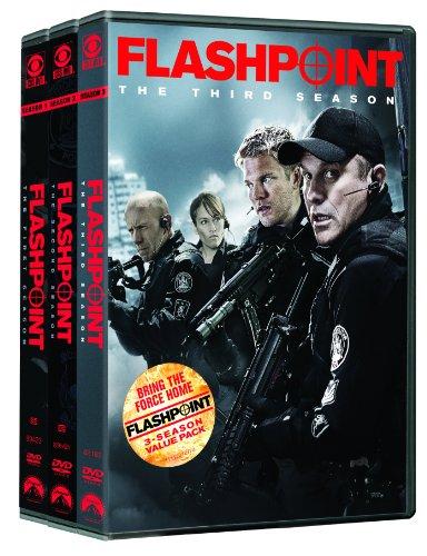 Flashpoint: Three Season Pack DVD