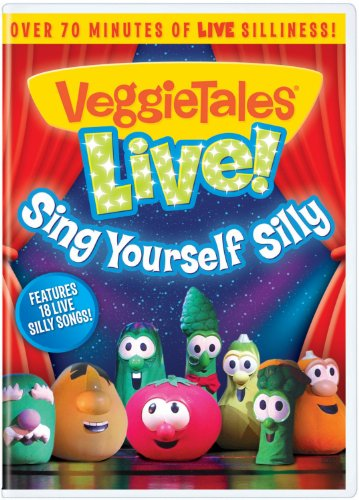 Get VeggieTales Live! Sing Yourself Silly  On Video