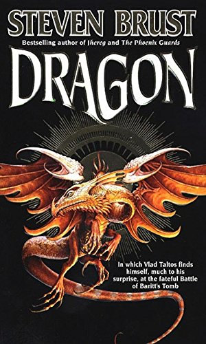Dragon (Vlad Taltos, #8) by Steven Brust