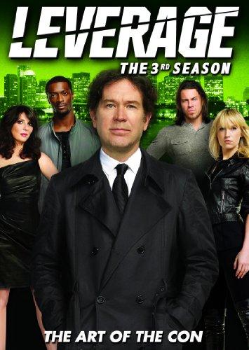 Leverage: The Third Season DVD