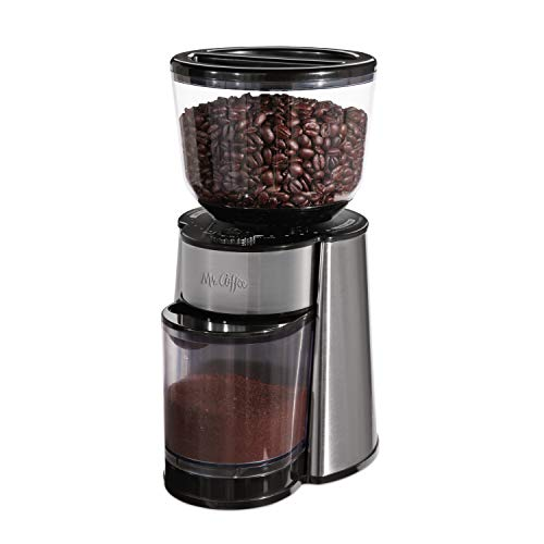 Mr. Coffee Automatic Burr Mill Grinder - BVMCBMH23