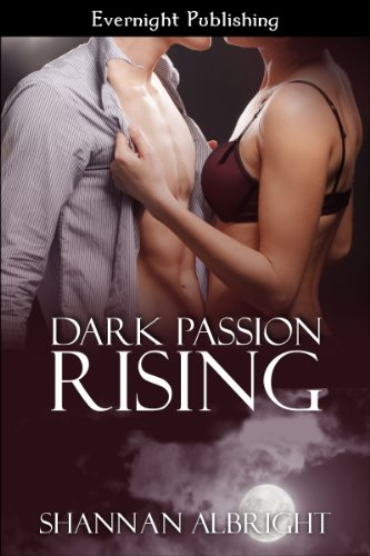 Book Cover - Dark Passion Rising