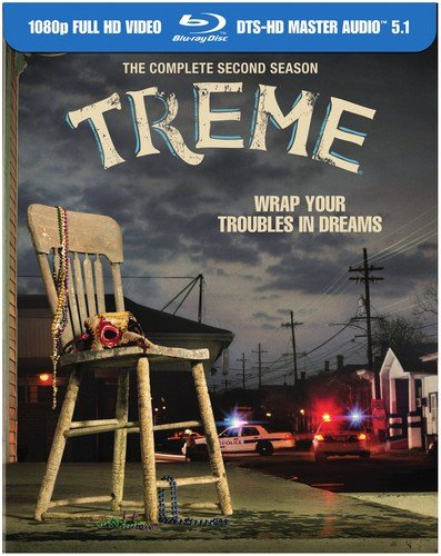 Treme: The Complete Second Season [Blu-ray] DVD