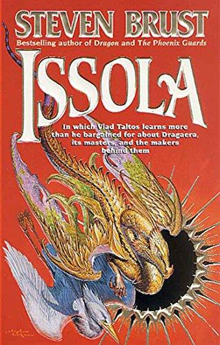 Issola (Vlad Taltos, #9) by Steven Brust