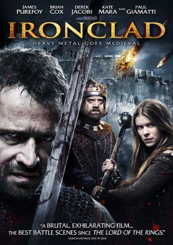 Ironclad DVD