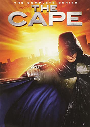 The Cape: Complete Series DVD