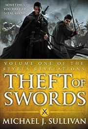 Theft of Swords (Riyria Revelations box set…