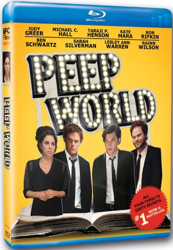 Peep World [Blu-ray] DVD