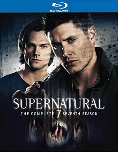 Supernatural: The Complete Seventh Season [Blu-ray] DVD