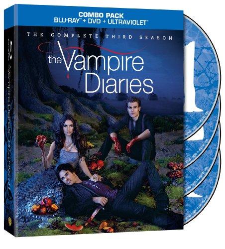 The Vampire Diaries: The Complete Third Season [Blu-ray] DVD