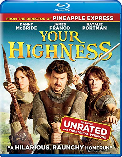 Your Highness [Blu-ray] DVD