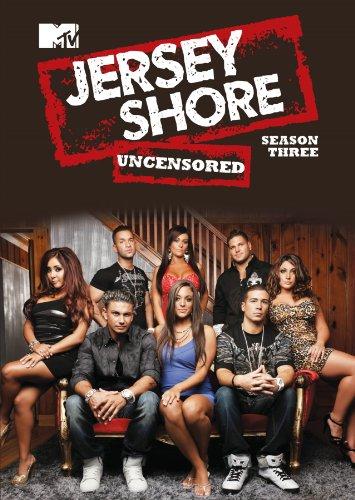 Jersey Shore: Season Three Uncensored DVD