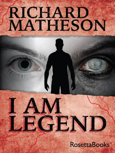 I Am Legend and Other Stories by Richard Matheson
