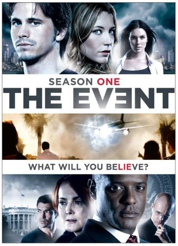 The Event: The Complete Series DVD