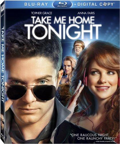 Take Me Home Tonight [Blu-ray] DVD