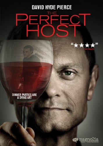 The Perfect Host DVD