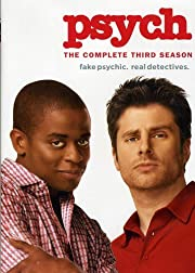 Psych: Season 3 de James Roday