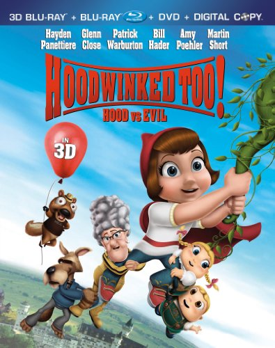 Get Hoodwinked Too! Hood vs. Evil On Blu-Ray