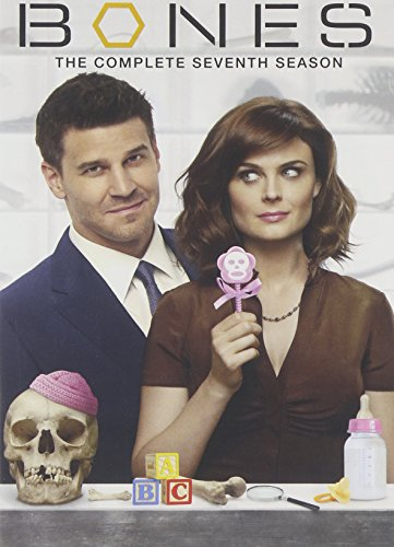 Bones: The Complete Seventh Season DVD