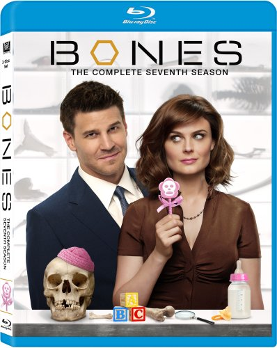 Bones: The Complete Seventh Season [Blu-ray] DVD