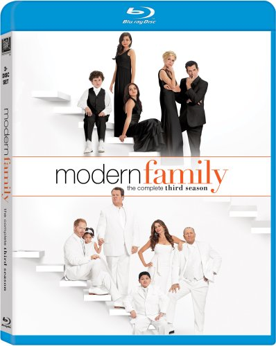 Modern Family: The Complete Third Season [Blu-ray] DVD