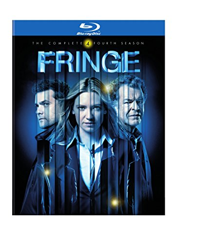 Fringe: The Complete Fourth Season [Blu-ray] DVD