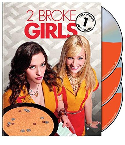 2 Broke Girls: The Complete First Season DVD