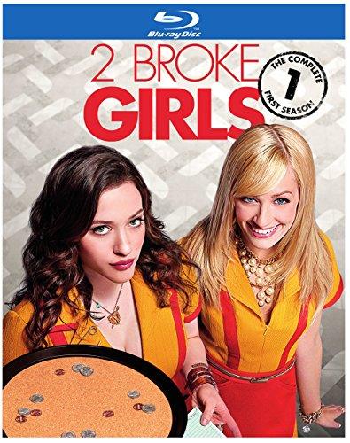 2 Broke Girls: The Complete First Season [Blu-ray] DVD