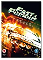 Fast & Furious 5-Movie Collection by Rob…