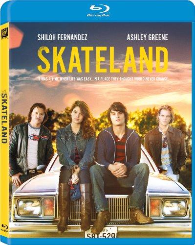Skateland [Blu-ray] DVD