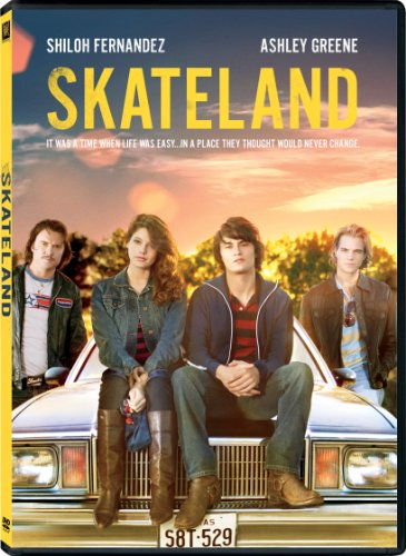 Skateland DVD