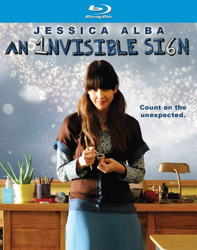 An Invisible Sign [Blu-ray] DVD