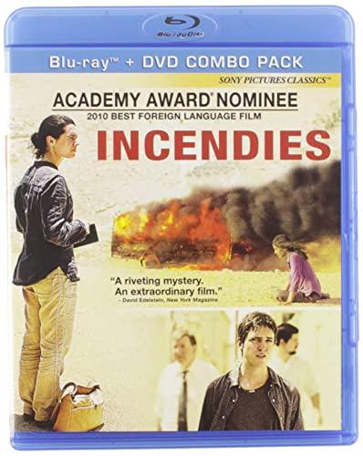 Incendies DVD