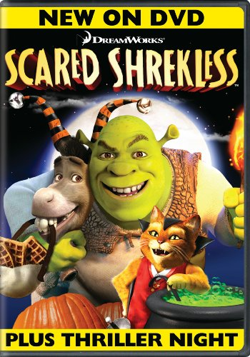 Get Scared Shrekless On Video
