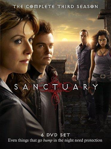 Sanctuary: The Complete Third Season DVD