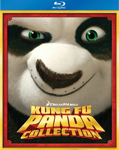 Get Kung Fu Panda: Secrets of the Masters On Blu-Ray