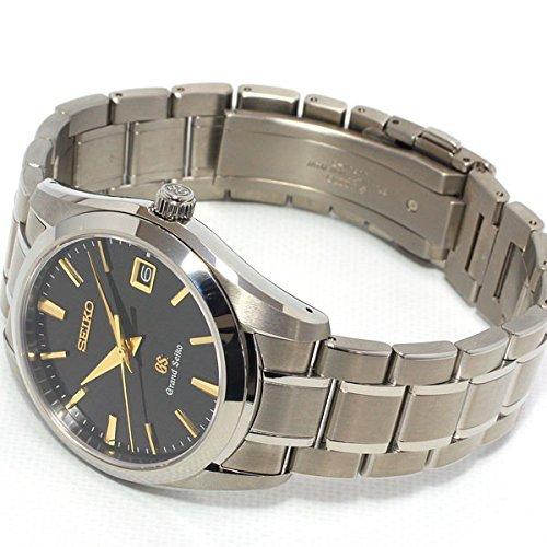 online retailer 1efb7 b0720 グランドセイコー 腕時計 メンズ GRAND SEIKO DAY&DATEモデル クォーツ SBGX069