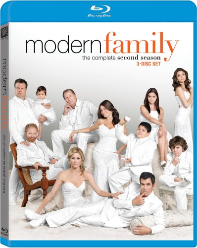 Modern Family: The Complete Second Season [Blu-ray] DVD